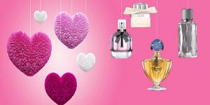 4 парфюма , вдъхновени от любовни истории