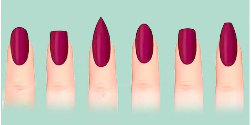 Формата на ноктите - какви видове има и как да изберем подходящата
