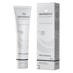 ПАСТА ЗА ЗЪБИ PRO WHITENING 9 IN 1 75ML DENTISSIMO