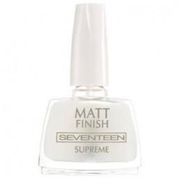 "Топ лак Supreme Matt Finish Seventeen | Магазин - ""За Човека"""