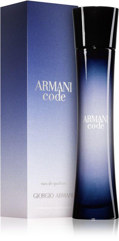 Armani Code Pour Femme New